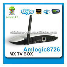 2014 Promotion Internet Tv Box Indian Channels,Android 4.2 Smart Tv Box,Android Tv Box 5mp Camera