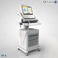 High Energy USA technology face lifting HIFU system for spa use