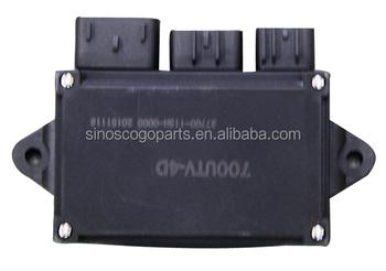 fuse box for hisun utv juction box central relay utv atv utv700 msu500 msu700 massimo bennche