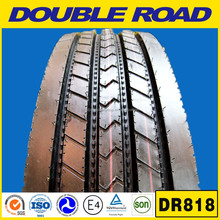 Wholesale chinese supplier semi truck tire 295/75R22.5 steer trailer truck tire