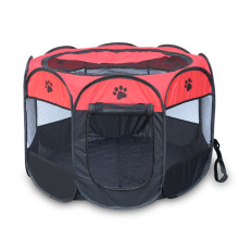 2017 Folding Durable Pet Tent/dog playpen/Dog Cage with Strong Steel Frame