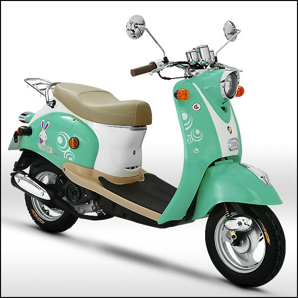 Znen Cheapest with 49cc Retro Design Gasoline Scooter EEC /EPA/DOT Certificate Made in China Zhejiang Taizhou