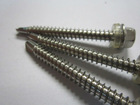 a2-70 din7504k stainless steel self drilling screw