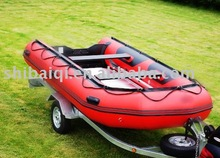 Inflatable Aluminum Racing Boat