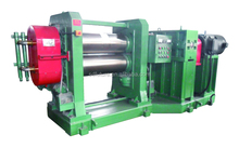Rubber Machinery Two Rollers natural rubber Calender machine