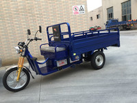 72v 1.5kw china open 3 wheel new delivery cheap heavy cargo electric trike electrical trike (SYEV-A)