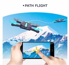 Fantastic Elfie JY018 portable Mini Wifi FPV rc drones with cameras pocket RC helicopter VS H37