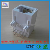 network plastic rj45 connector without shielding