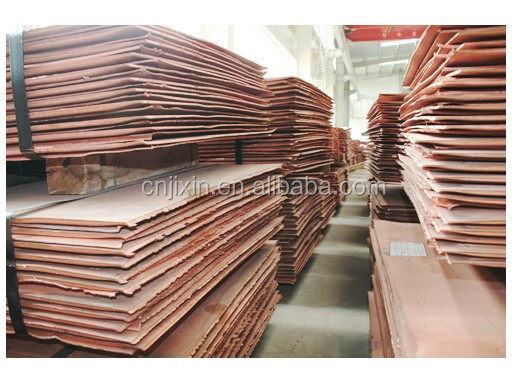 Factory hot sale zambia copper cathode with wholesale price