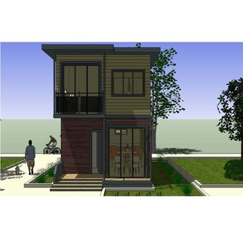 easy assembly contemporary modular steel structure homes, movable house, foldable modular house