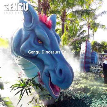 Water Park Remote Control Simulation Rubber Sea Serpent