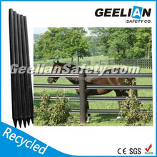 high quality beautiful strong plastic 8x8 fence panelS for horse fencing