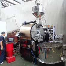 Hot sale and factory price 60/50/40 kilo coffee roasting in big promotion