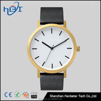 High quality hanbeter brand your logo watch men watch 2017
