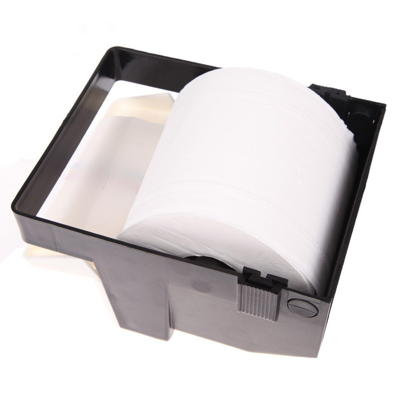 Creative Retro Camera Shaped Funny Fancy Toilet Paper Tissue Holder Box
