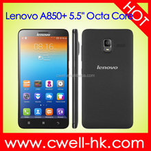 Lenovo A850+ 5.5 inch IPS Touch Screen MTK6592M Octa Core 1GB ROM 4GB WCDMA900/2100MHz Celular Lenovo