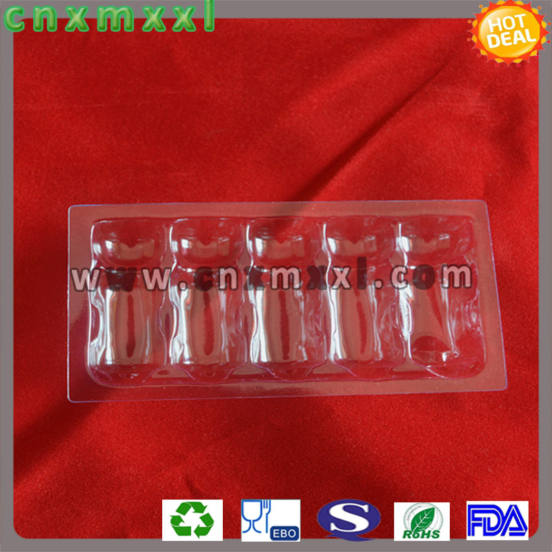 medical instrument soft vacuum formed trays