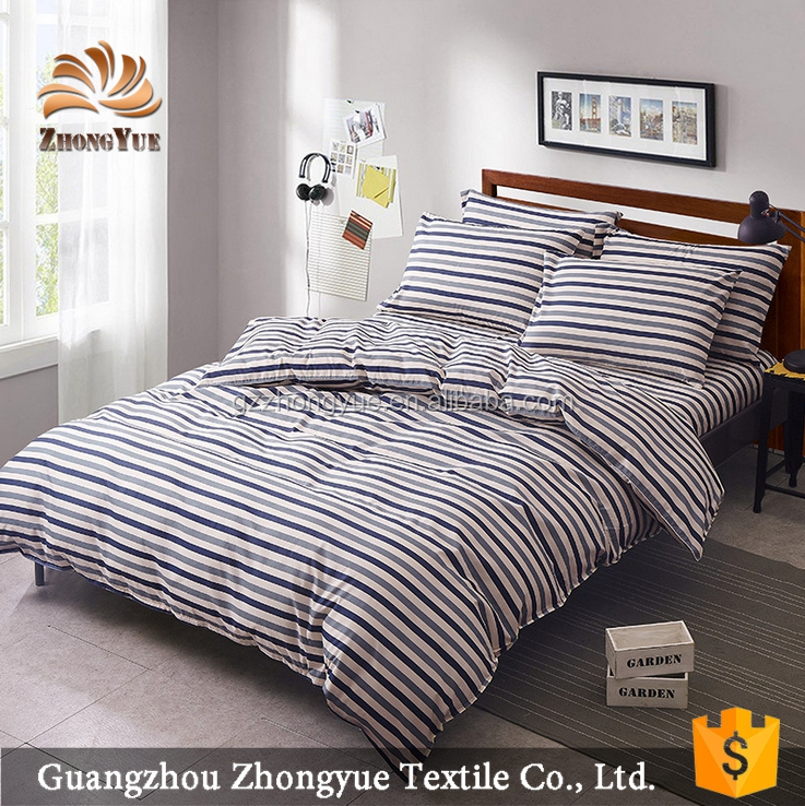 China wholesale 100%cotton bedding sets 300TC
