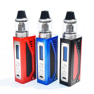 2018 Tomahawk 80W Box Mod Kit Variable Wattage 510 Ecig vape mod