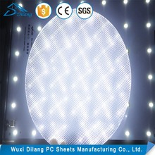 Decoration glass fiber reinforced perforated plastic sheet