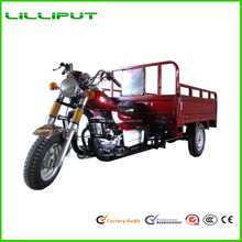 150cc Electric Starting Shaft Driving Auto 3 Wheeler Tricycle