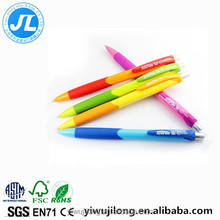 Novo 5270 plastic imprensa bola-point pen cor <span class=keywords><strong>Brilhante</strong></span> ads bola-point pen