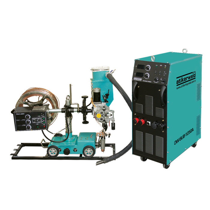 Atikerweld Submerged Welding Machines with Europe Guaranty