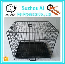 Large Folding Wire Pet Cage For Dog Cat House Metal Dog Cage
