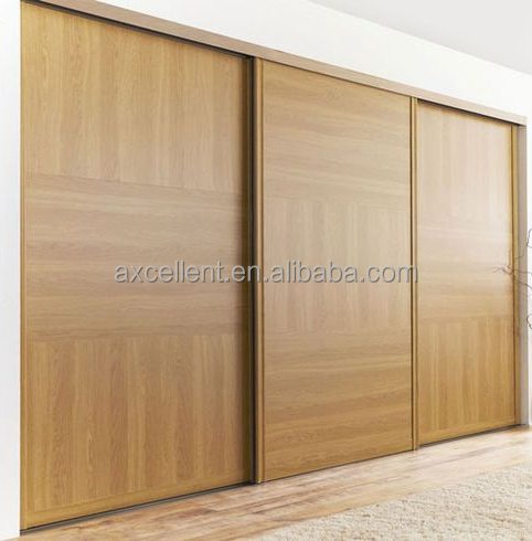 Bedroom wooden wardrobe design pictures closet for sale, 3 door wardrobe with mirror godrej almirah