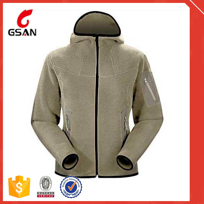 Hot design high quality outdoor north korea jacket