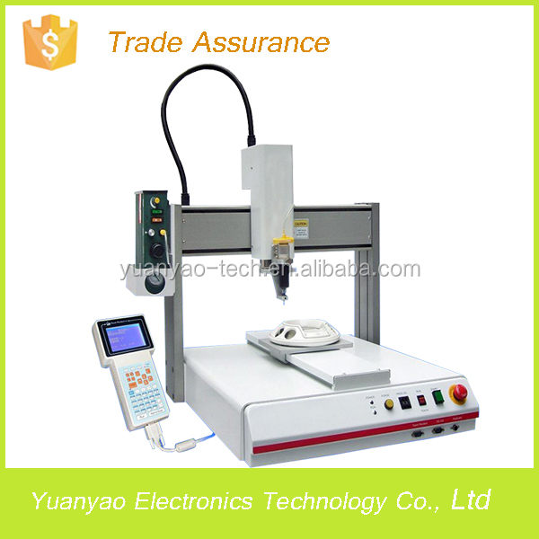 3 axis silicone dispensing robot price