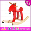 2015 New kids wooden rocking horse for kids,most popular children wood toy W16D021-x