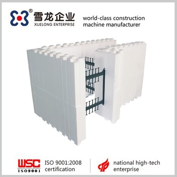 ICF machine , ICF construction machine , ICF panel machine , ICF block machine , ICF forms machine , ICF building panel machine