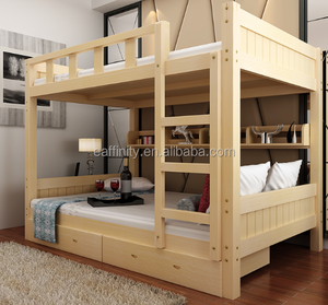 KS-YH-925 simple designs bunk bed 1900*900mm for students bedroom furniture