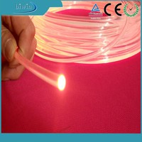 10mm Soild Core Side Light Decoration Fiber Optic Cable