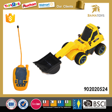 Hot Sale City Builder Toy Rc Excavator for Kids