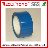 Blue Color Bopp Film Made Adhesive Packing Gum Tape