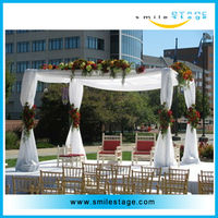 tents for wedding and events used pipe and drape for sale