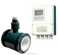 Fashional style gasoline flow meter easy to maintain