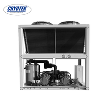 New technology cheaper stainles v steel box type air cooled condensing unit