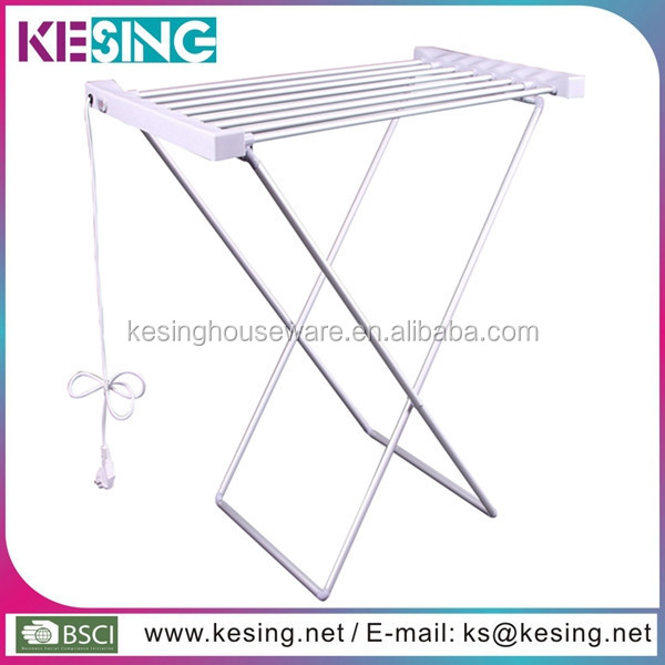 Garments Importers In Europe Aluminum Folding Heated Clothes Airer