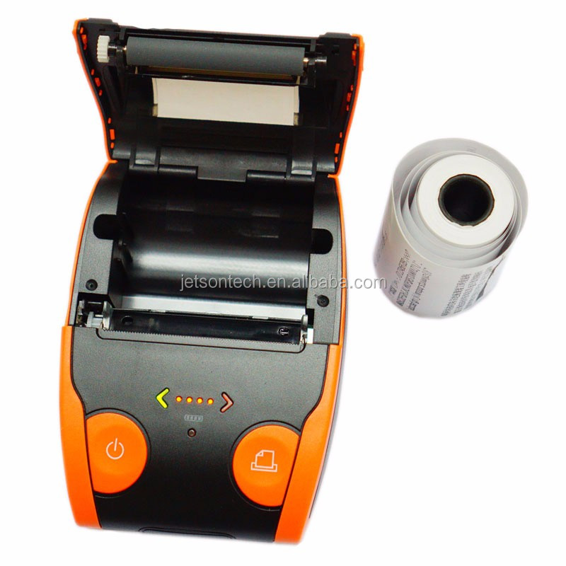 Mini Portable bluetooth mobile dot matrix printer