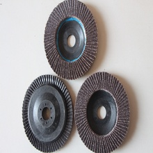 Calcined Aluminum Oxide Flap Disc Abrasive Grinding Wheel for wood and metal