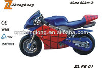 CE Certification 49cc pocket bike gas for and oil mix