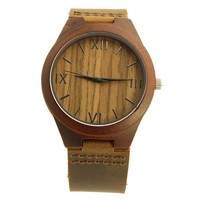 Custom Logo Slim Wood Face For Boys Watch Suppliers From China Custom Waterproof Watch OEM Watches Men Luxury