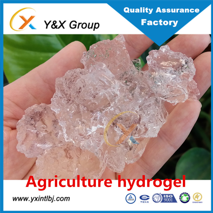 YXSAP water gel for agriculture potassium sodium polymer for landscape