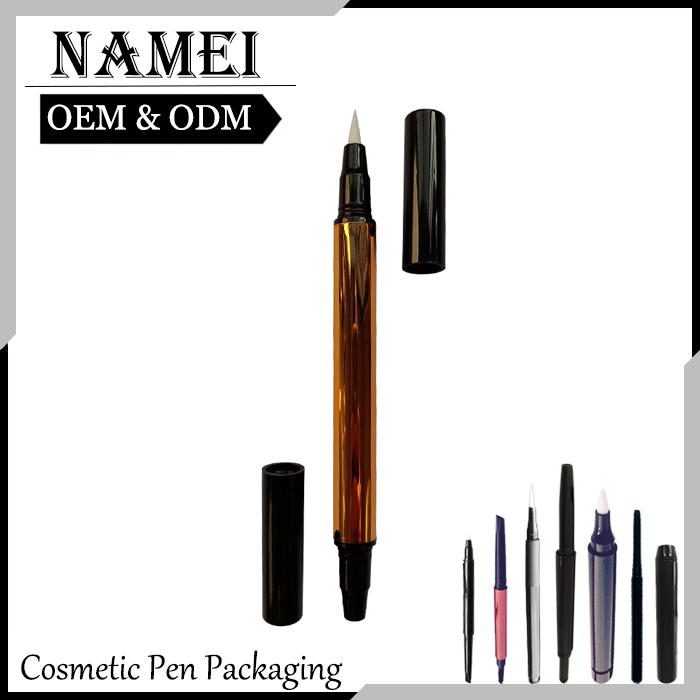 TOP10 Factory Directly ODM And OEM Customized good airtight empty eyeliner pencil package