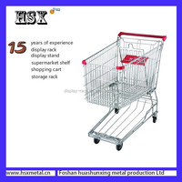 japanese supermarket/grocery fruits vending/shopping carts for sale HSX-Z-427