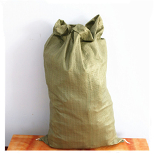 Import china cheap price pp plastic woven trash bag garbage bag grocery bag