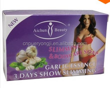 Aichun Beauty Slimming & Bodycare Soap Garlic Essence 3 days Show slimming Soap Weight loss Soap